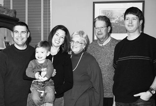 Christmas - family