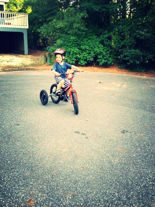 Charlie bike