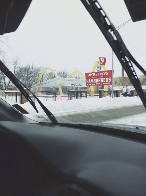 Oldest mcdonalds