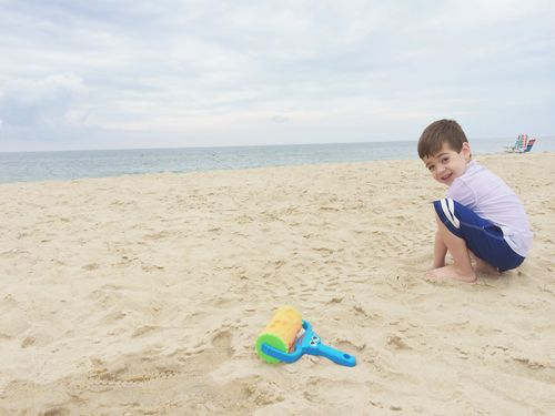 Charlie beach