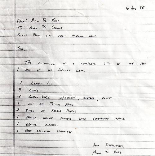 Ken's list209