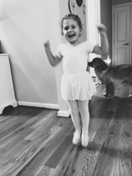 Starting dance