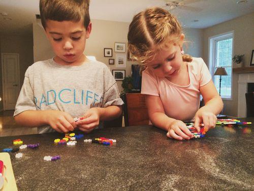 Sibling puzzles